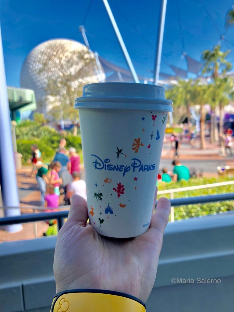Disney Starbucks