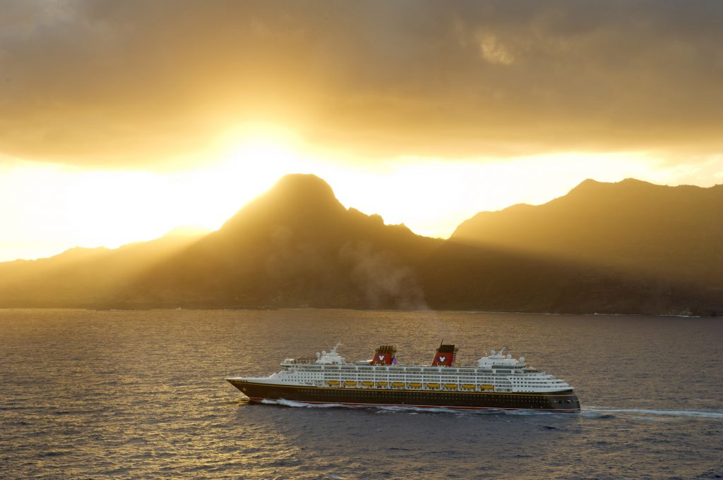 Disney cruise engagement