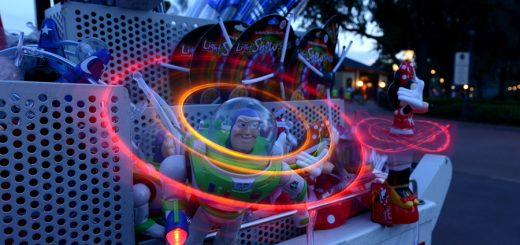 Disney glow toys