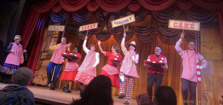 Hoop Dee Doo Musical Review