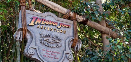 Indiana Jones Adventure Disneyland