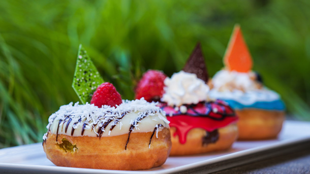 Donuts at Disney