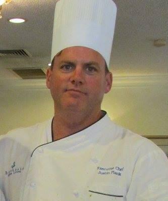 Chef Justin Plank