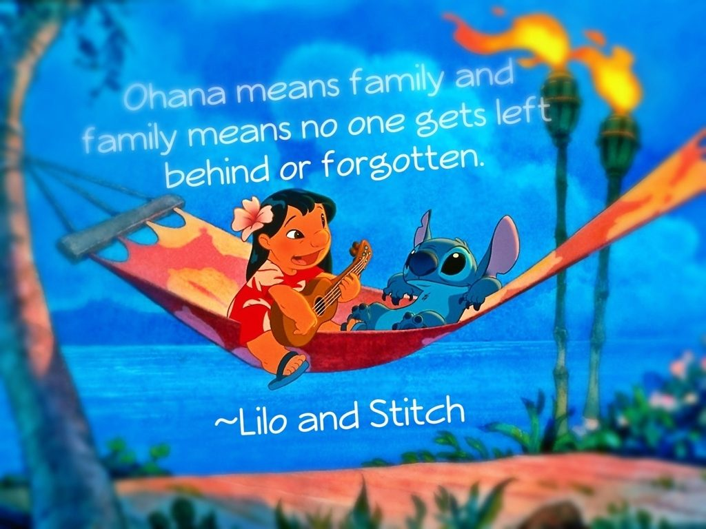 Lilo & Stitch Ohana