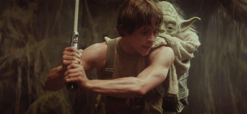 Jedi Training Star Wars