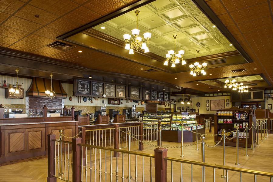 Magic Kingdom Starbucks