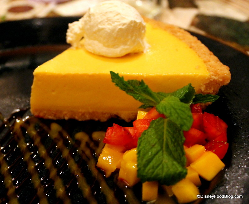 Yak and Yeti dessert
