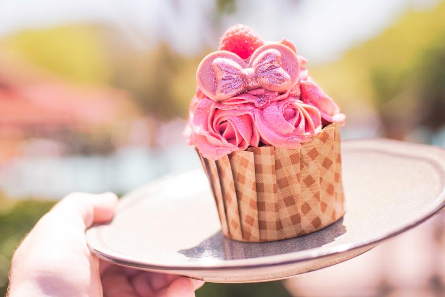 Millenium Pink Cupcake