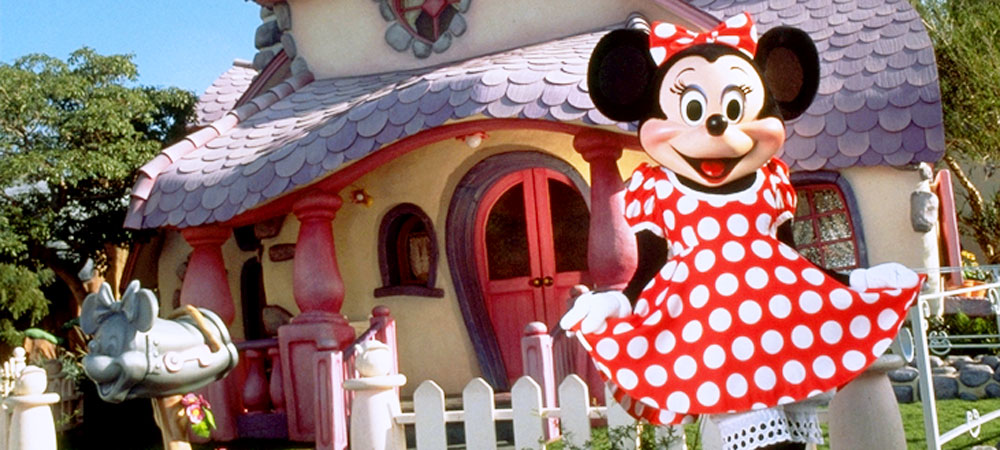 Minnie's home