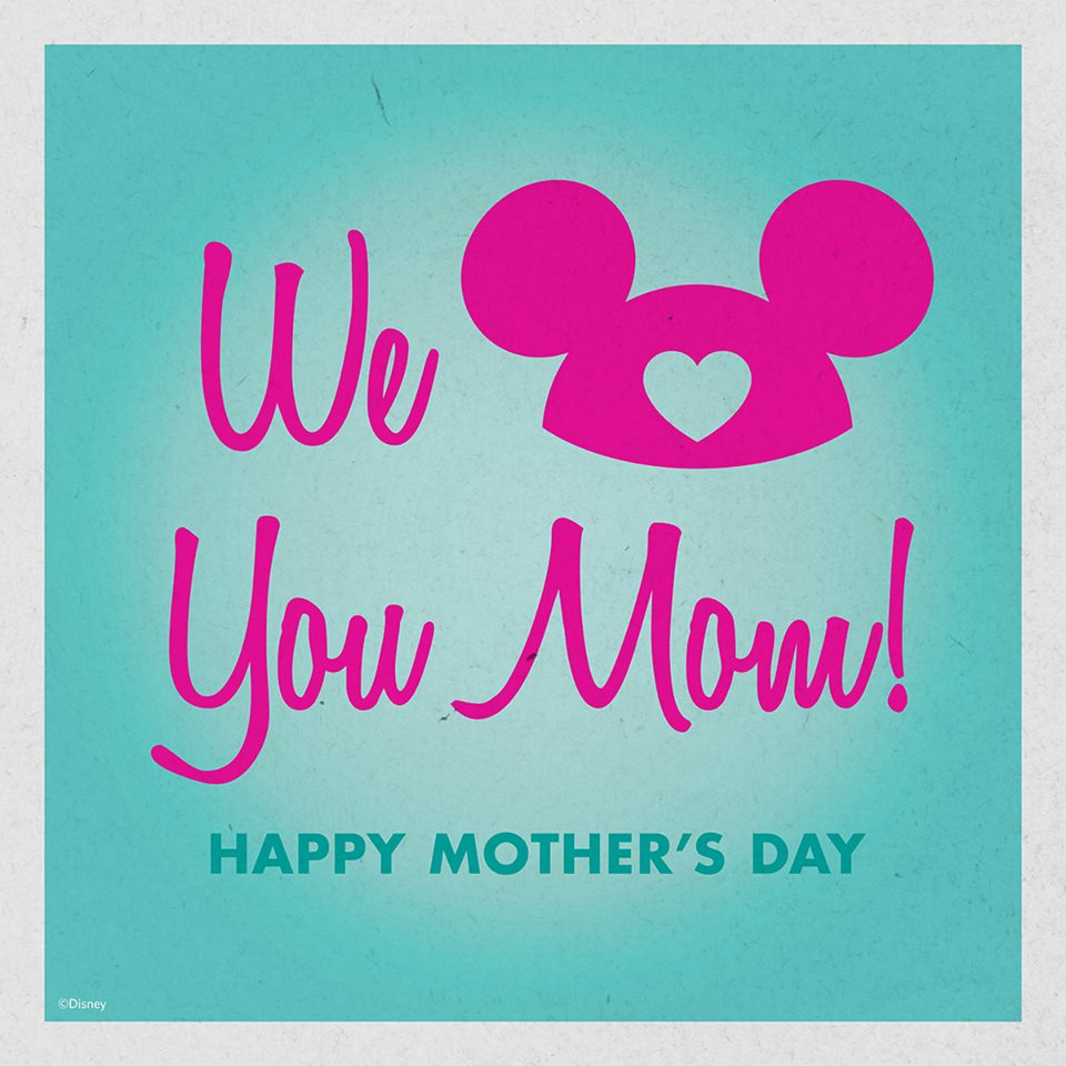 Disney Mother's Day