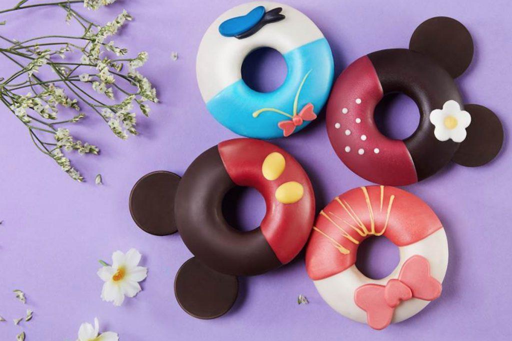 Shanghai Disney donuts