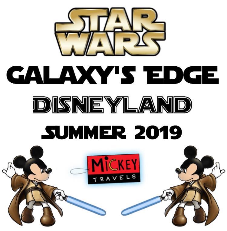 Star Wars Land DL