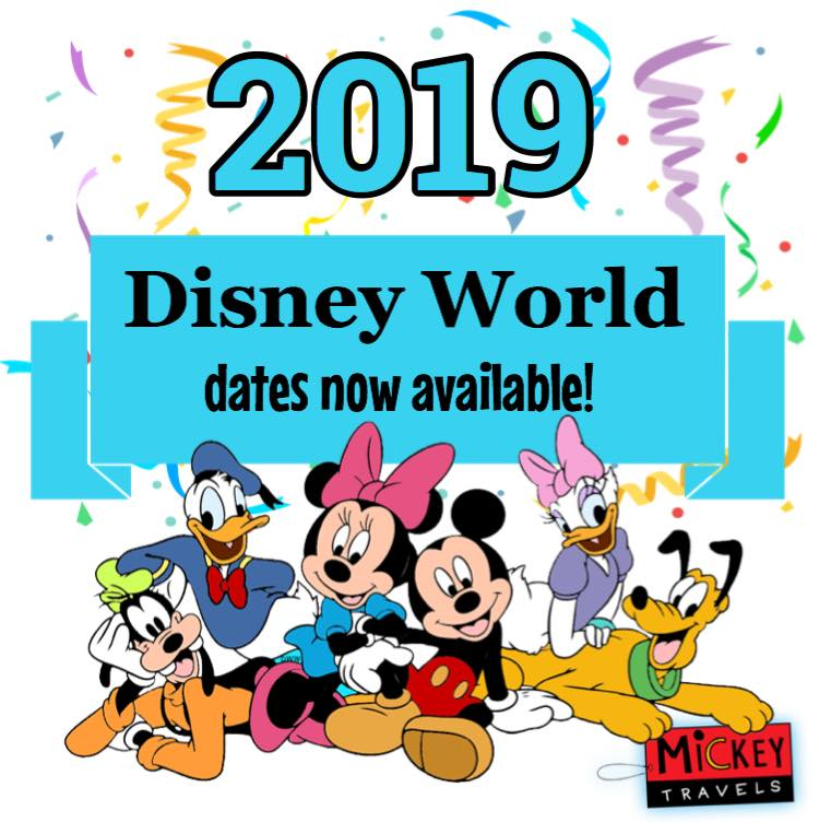 2019 Disney World vacation