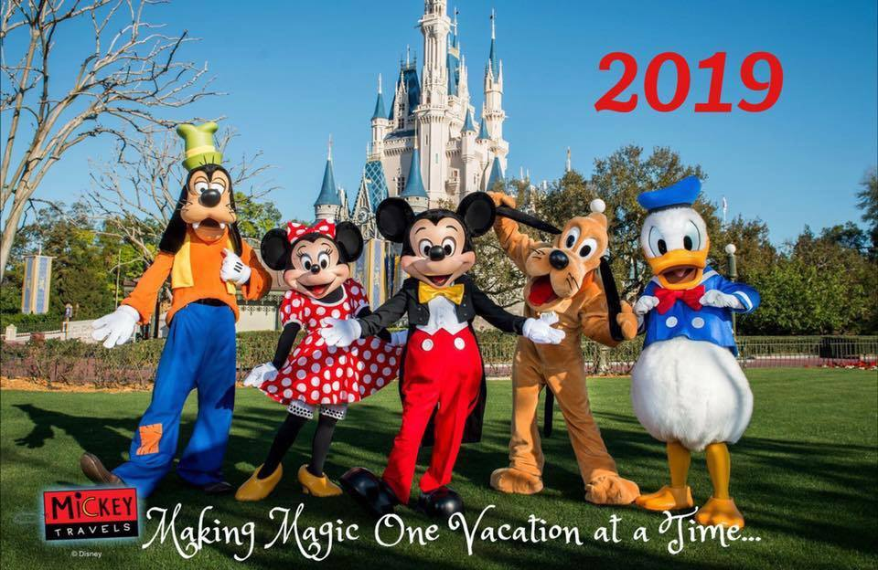 2019 Walt Disney World Vacation