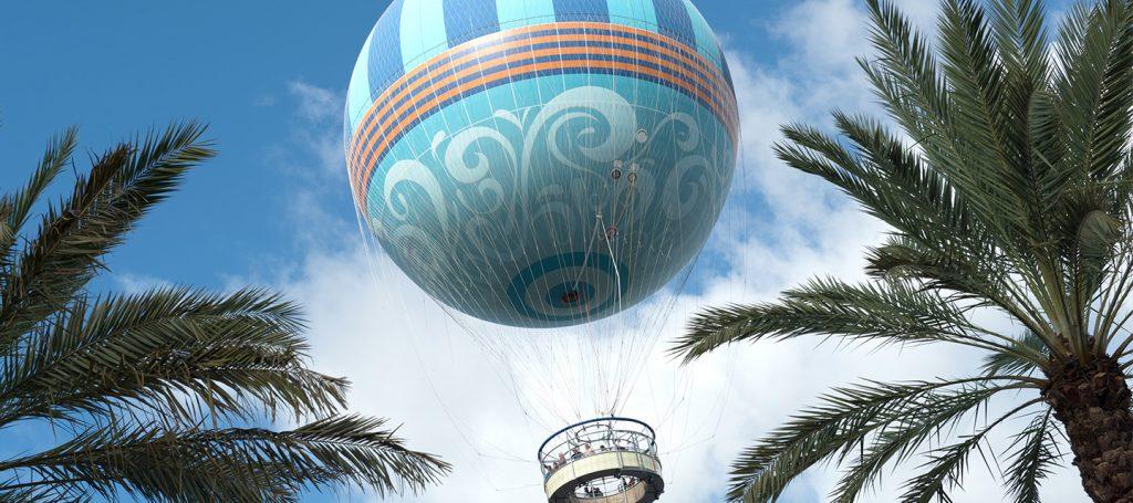 Aerophile Disney Springs