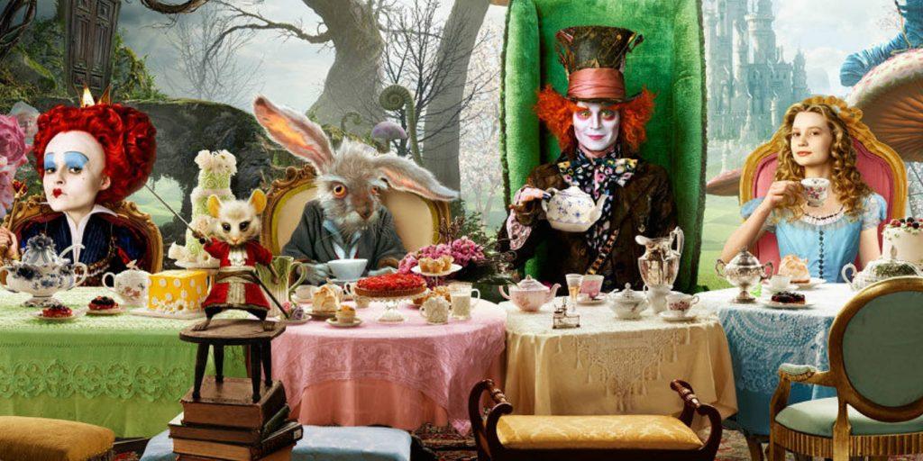 Alice in Wonderland live action