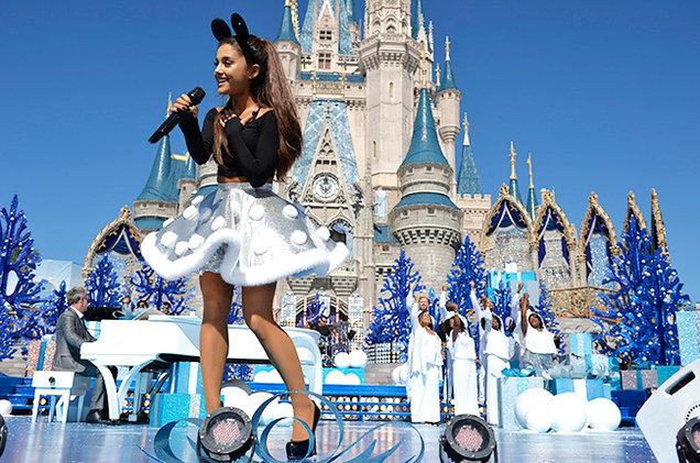 Ariana Grande Disney