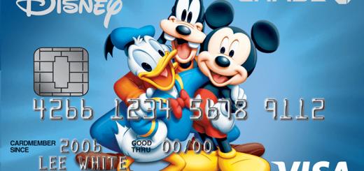 Disney credit card