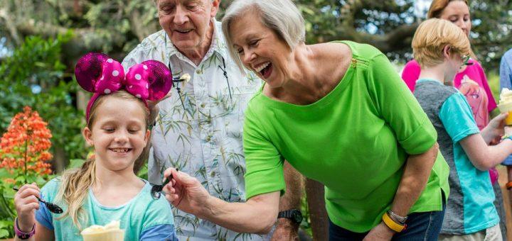 Grandparents in Disney