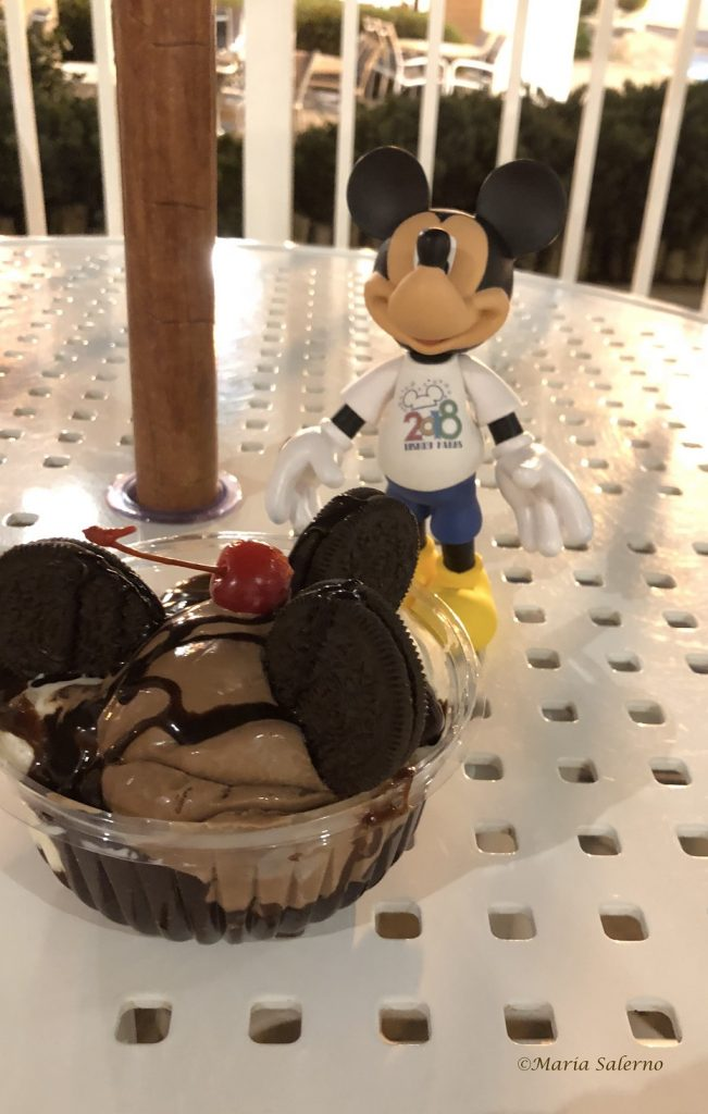 Ice Cream Mickey