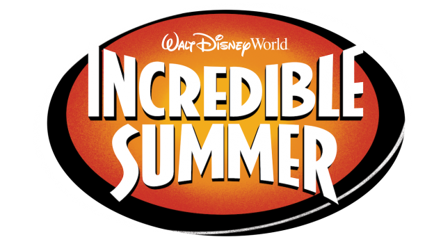Disney's Incredible Summer