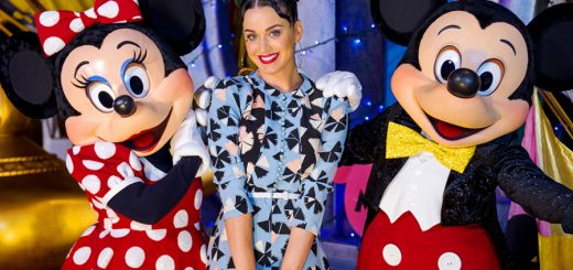 Katy Perry Disney