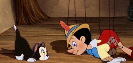 Pinocchio cat