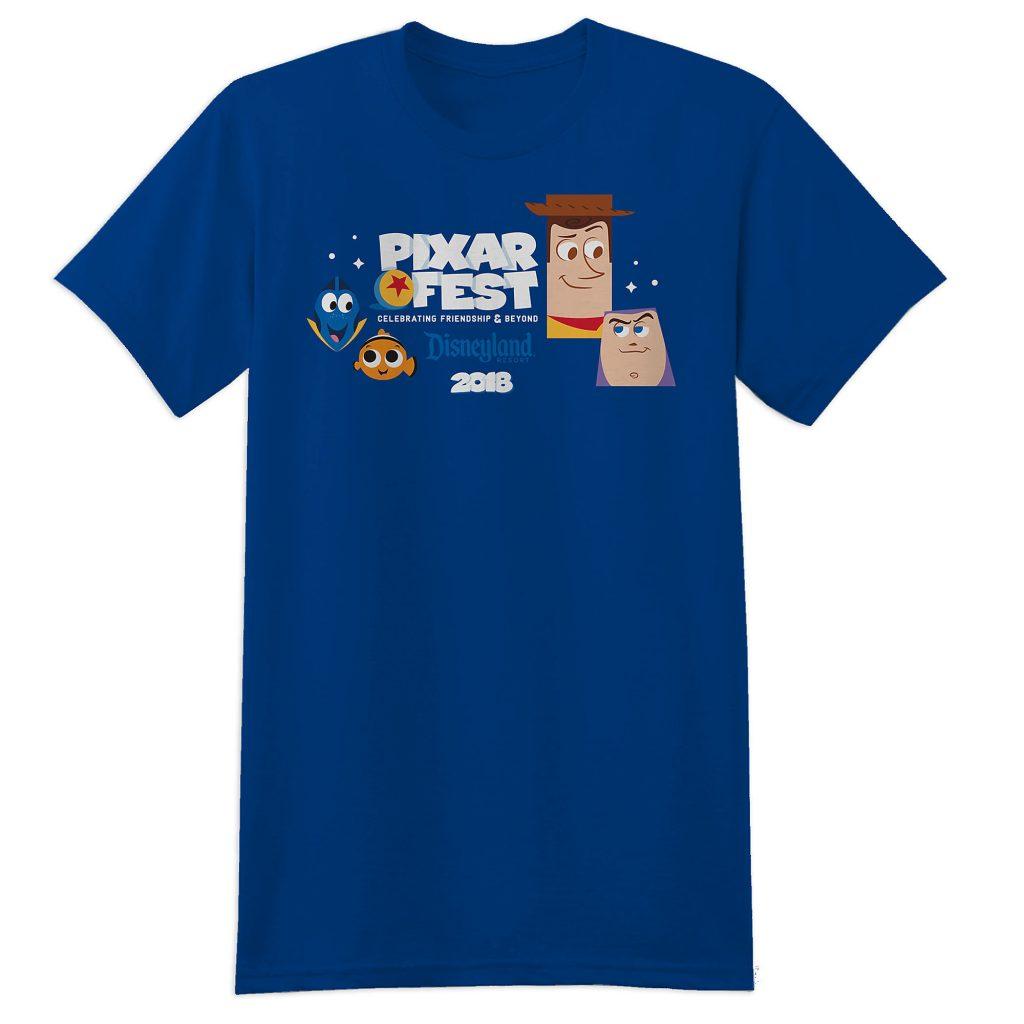 Pixar Fest shirt