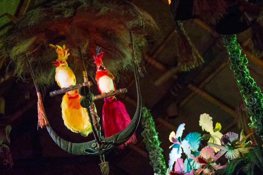 Enchanted Tiki Room Celebrates 55th Anniversary