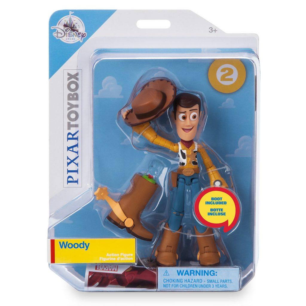 Woody toy