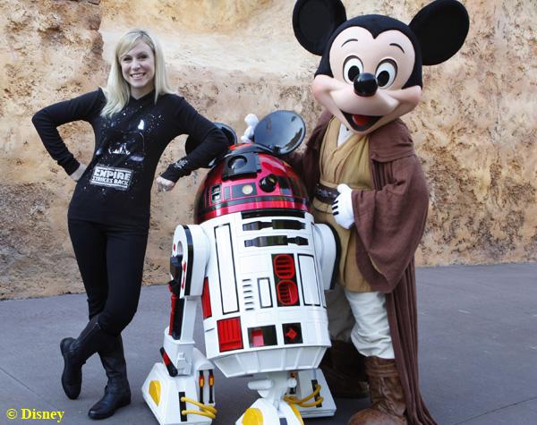 Ashley Eckstein Disney