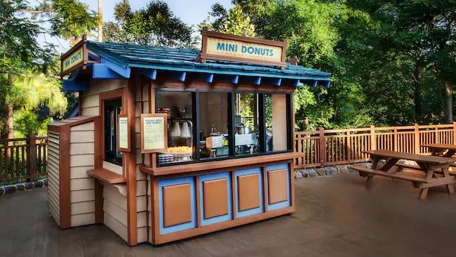 Blizzard Beach Mini Donuts
