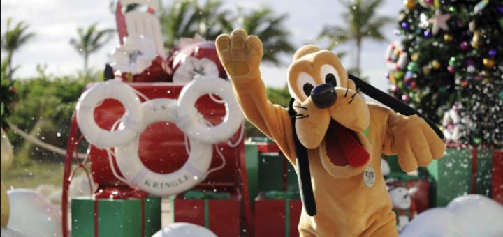 Disney Holiday cruise