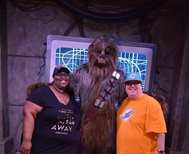 Chewbacca Meet and Greet