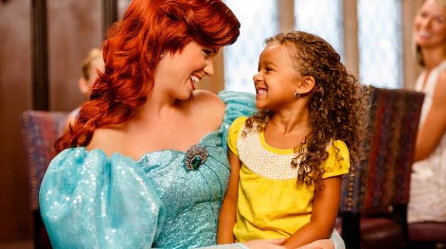Cinderella's Royal Table Photos