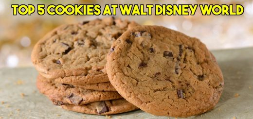 Best Cookies at Walt Disney World