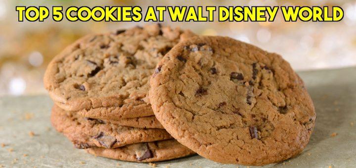 Best Cookies at Walt Disney World