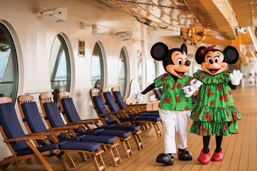 deck the holiday deck party hit the decks for this christmas celebration with a tropical twist disney friends will be on hand to lead guests through a