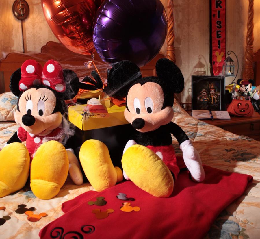 Disney In Room Celebrations