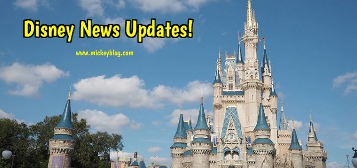 Disney News Updates
