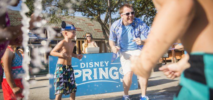 Disney Springs Beat the Heat