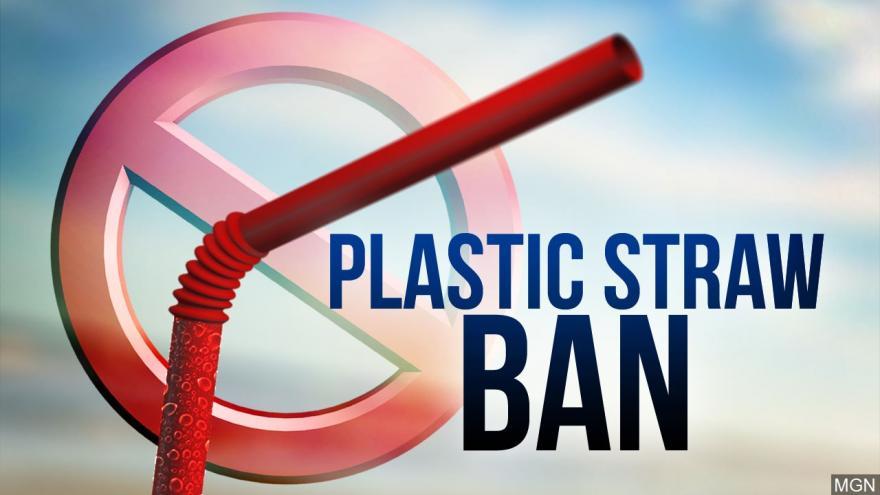 Disney straw ban