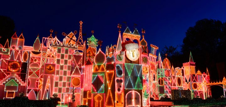 disneyland resort will celebrate the holidays from november 9th january 6th