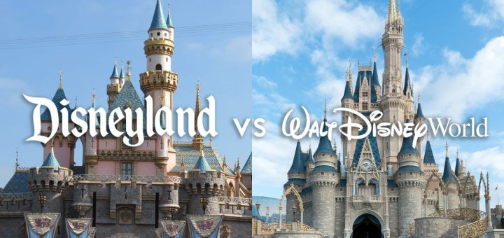 Main Differences Between Disney World And Disneyland