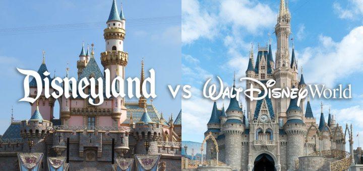 Main Differences Between Disney World And Disneyland Mickeyblog Com