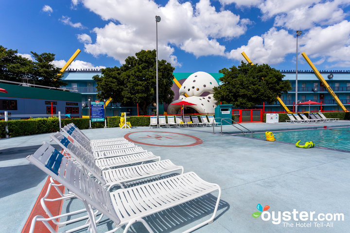 Duck Pond Pool All-Star Movies