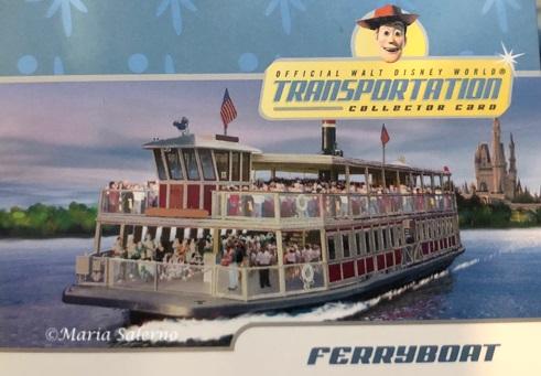 Ferryboat card