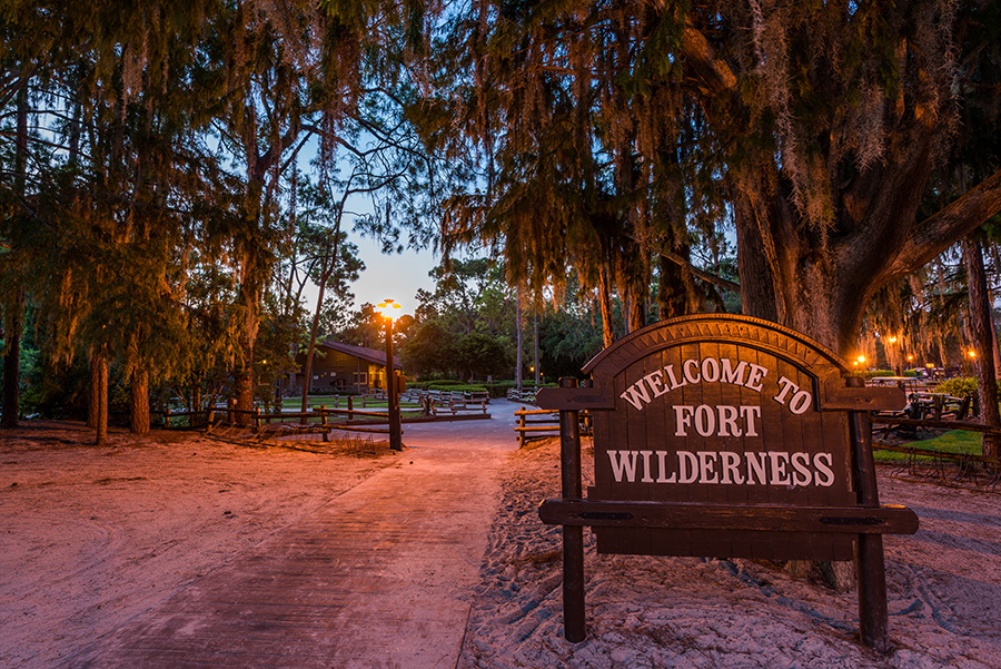 Fort Wilderness Lodge