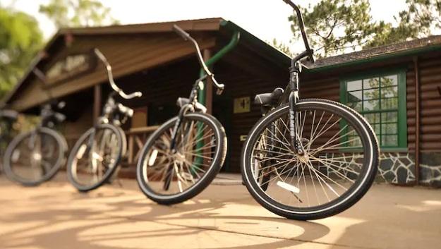 Fort Wilderness bike rentals