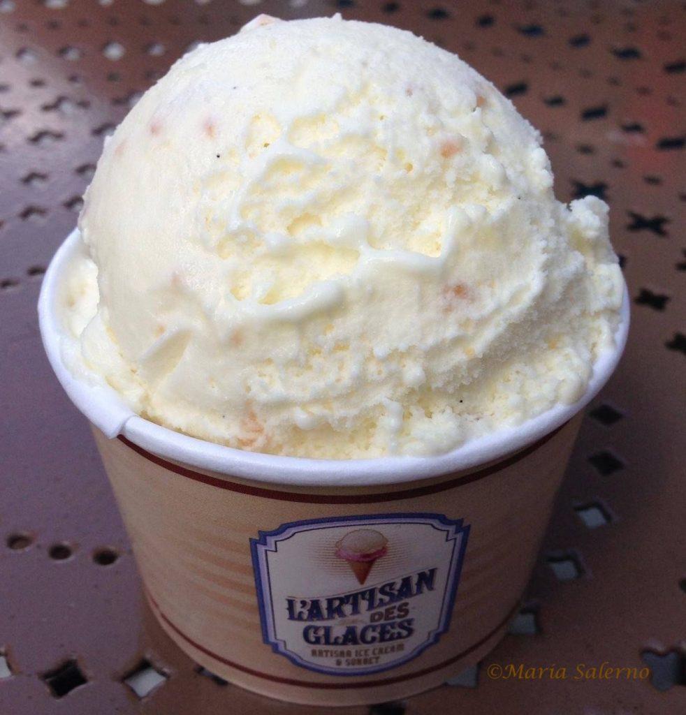 France Epcot Ice Cream